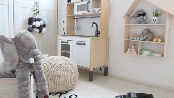 おもちゃのデザインやテイストを統一