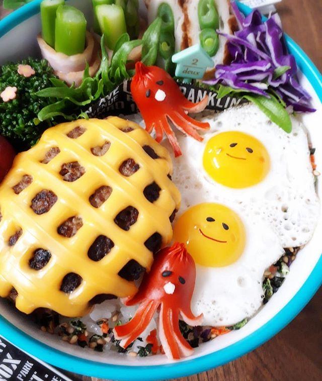 簡単かわいい!お弁当レシピ《卵&ソーセージの副菜》