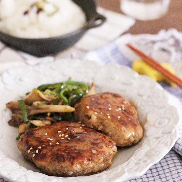 肉で作る♪柔らかい食事レシピ2