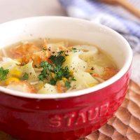 焼きそばに合うスープのレシピ28選!もう一品欲しい時のおすすめ献立集!