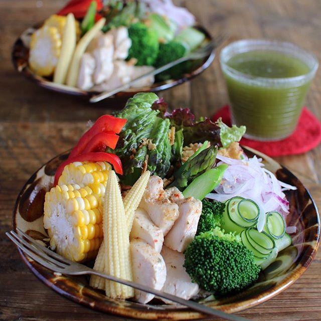 食べるサラダ10
