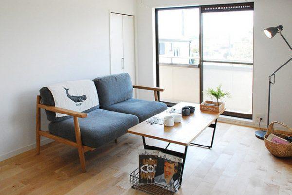 一人暮らしの部屋探し、何平米ぐらいあれば大丈夫ですか?