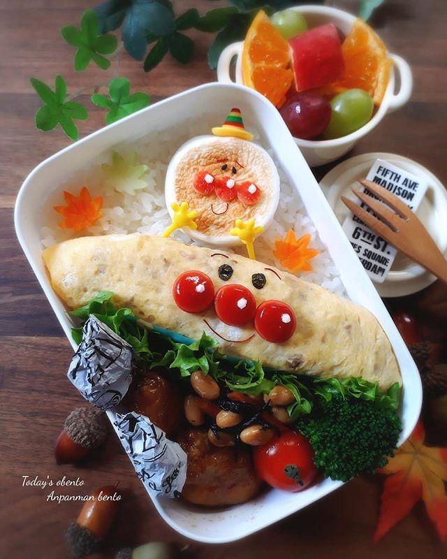 マッシュポテトとひき肉のオムレツ
