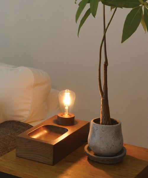 [Global Forme Concrete] テーブルライト PARE パレ インテリア 雑貨 間接照明