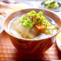 寿司に合うおかずのレシピ特集!サラダや汁物に迷った時におすすめのメニュー!