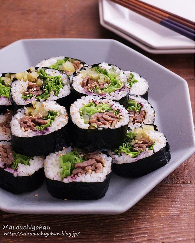 おもてなし韓国料理レシピ☆主食4