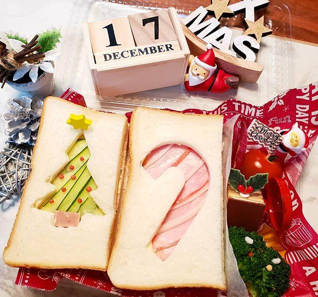 簡単かわいい!お弁当レシピ《おにぎり&サンドイッチ》5