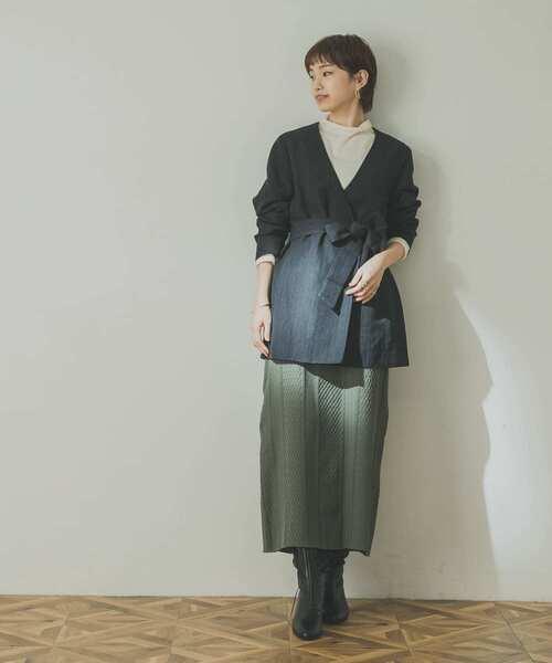 [URBAN RESEARCH] ケーブルJQカットスカート