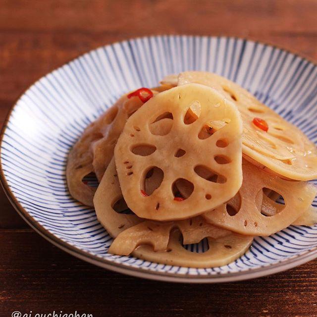 酢を使った料理の簡単レシピ☆野菜6