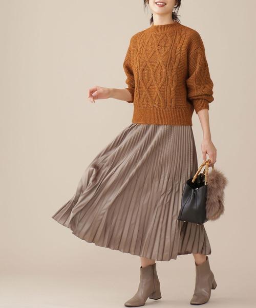 2020秋~冬】最旬レディースファッション《スカートスタイル》