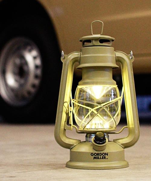 [JACK & MARIE] GORDON MILLER LED LANTHANUM (ゴードンミラー LEDランタン)(2colors)(コヨーテ,オリーブドラブ)
