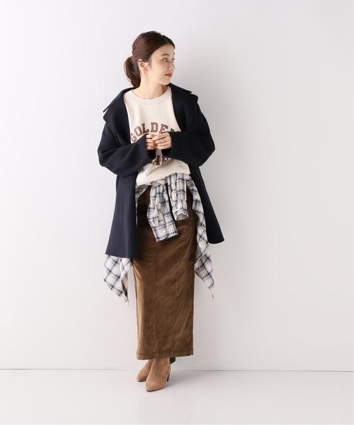 [Spick & Span] 【CELLAR DOOR】コールタイトロングスカート◆