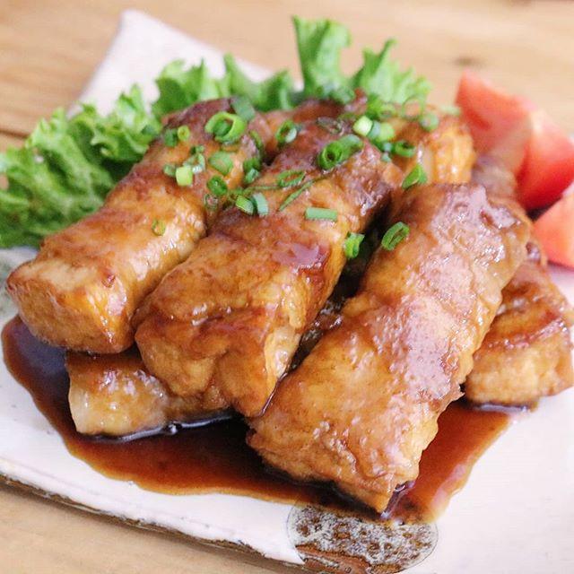 豆腐のメイン料理2