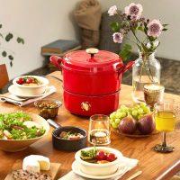 人気ブランドのおしゃれで便利な卓上調理家電特集♡食卓で熱々メニューを味わおう♪
