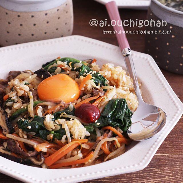 おもてなし韓国料理レシピ☆主食2
