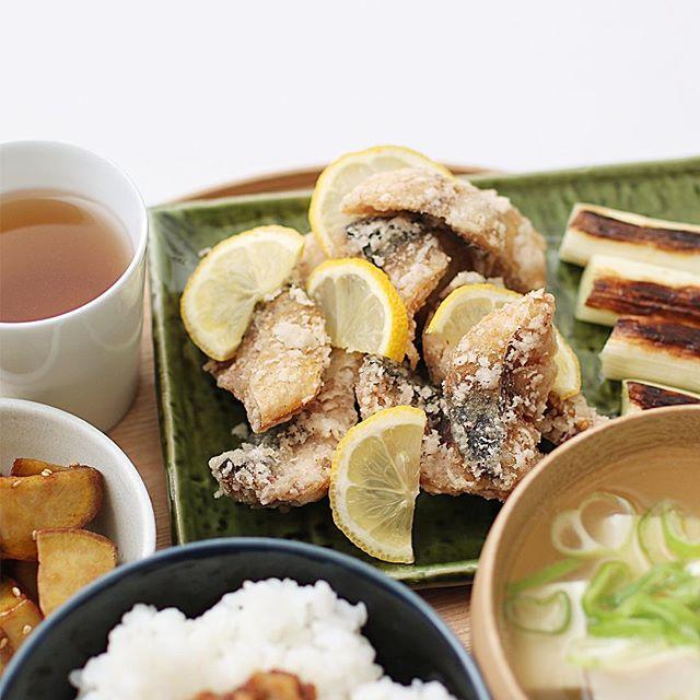 和食の人気メニュー!鯖の竜田揚げ