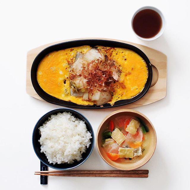 美味しい和食料理!漬物ステーキ