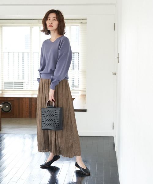 大人が着たい秋服【スカートスタイル】2