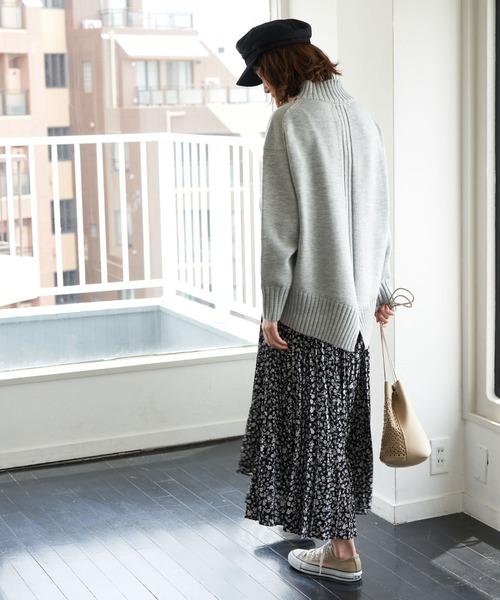 2020秋~冬】最旬レディースファッション《スカートスタイル》3
