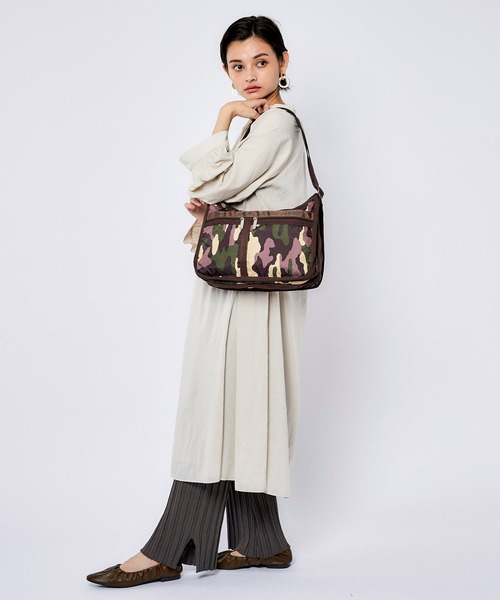 [LeSportsac] 【日本限定】DELUXE EVERYDAY BAG ウッドランドカモ