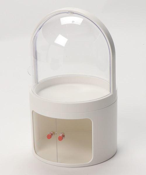[aimoha] コスメ収納ボックス / 可愛いインテリア