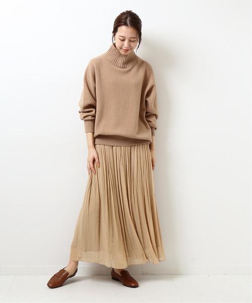 [Spick & Span] ギャザースカート◆