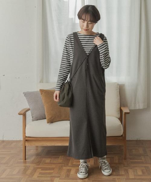 [URBAN RESEARCH DOORS] FORK&SPOON ジャンパースカート