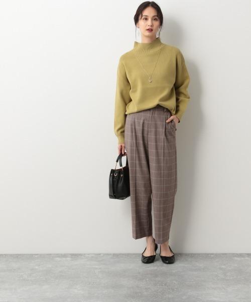 【2020秋~冬】最旬レディースファッション《パンツスタイル》3