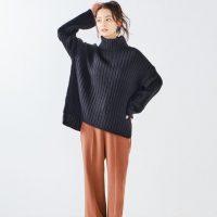秋色コーデで叶える大人女子の垢抜けファッション♡上品カジュアルな着こなし術