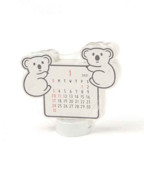 [niko and...] [2021ダイアリー]Noritakeカット卓上カレンダー