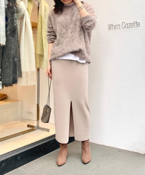 Whim Gazette] ミラノタイトスカート