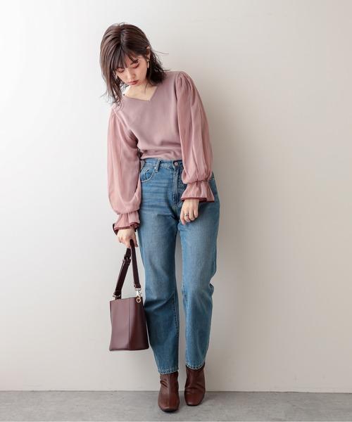 【2020秋~冬】最旬レディースファッション《パンツスタイル》