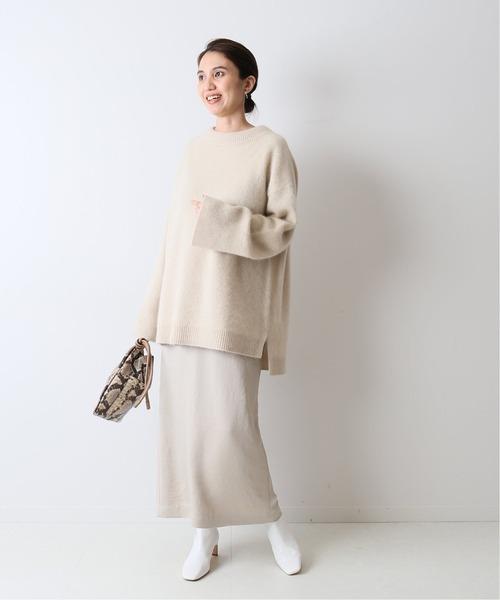 [Spick & Span] 【CORSO ROMA9】 セットバック 5.5cmヒールブーツ◆