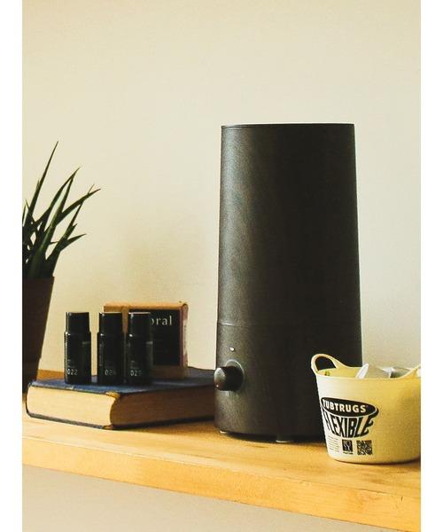 PRISMATE(プリズメイト) アロマ超音波加湿器 wood