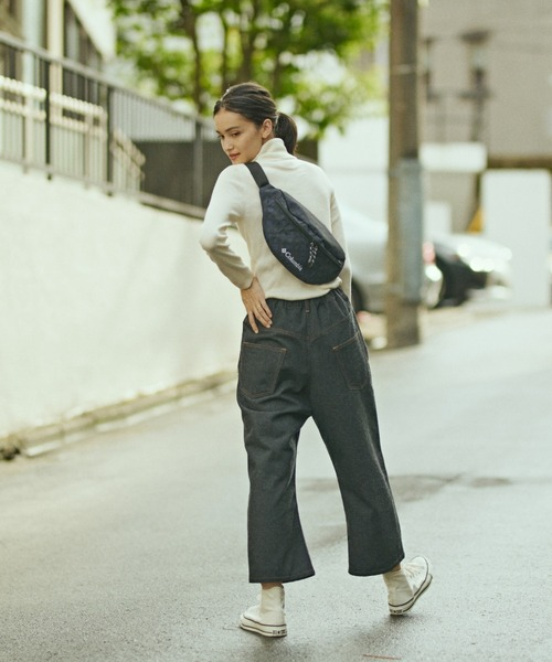 [Daily russet] 【8周年限定アイテム】Columbia別注 ヒップバッグ