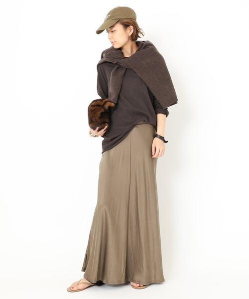 rustle スカート