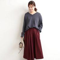 旬のフレアスカートが気になる!【2020秋】大人コーデ15選
