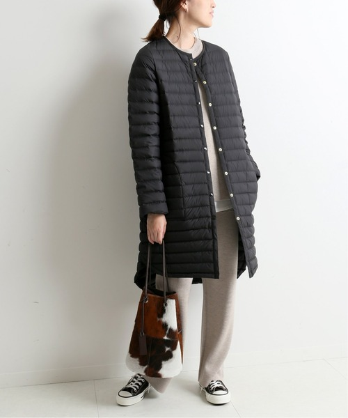【TRADITIONAL WEATHERWEAR 】 ARKLEY DOWN ロングコート◆