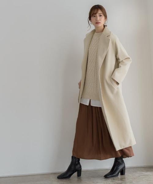 【2020秋冬】カフェオレコーデ《スカート》8