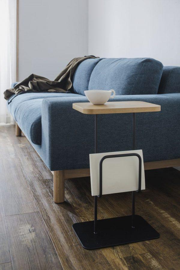 クラシカルなデザインのソファ