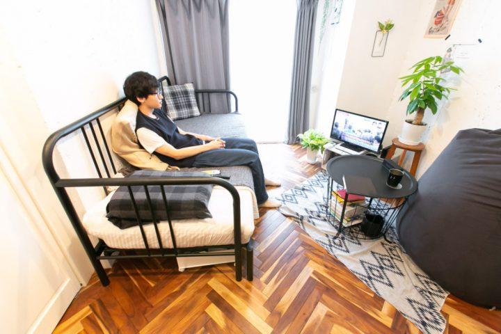 とにかく上質な部屋に。環境から自分を変えていく。3