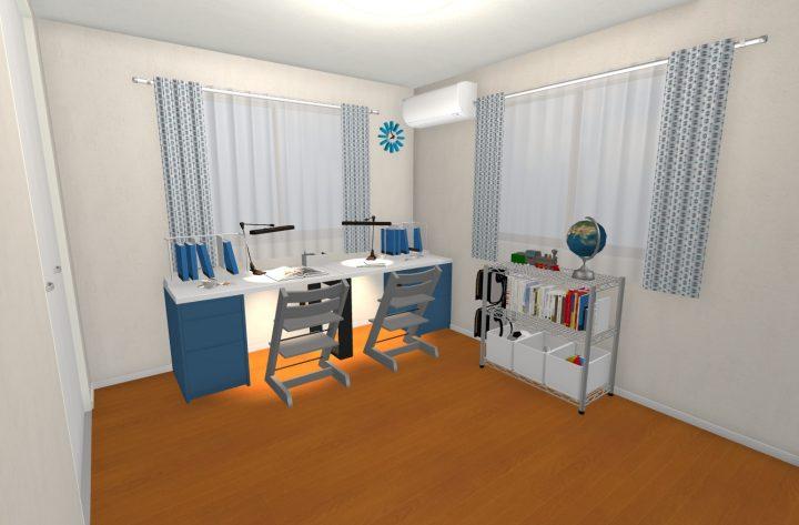 5畳洋室の場合2