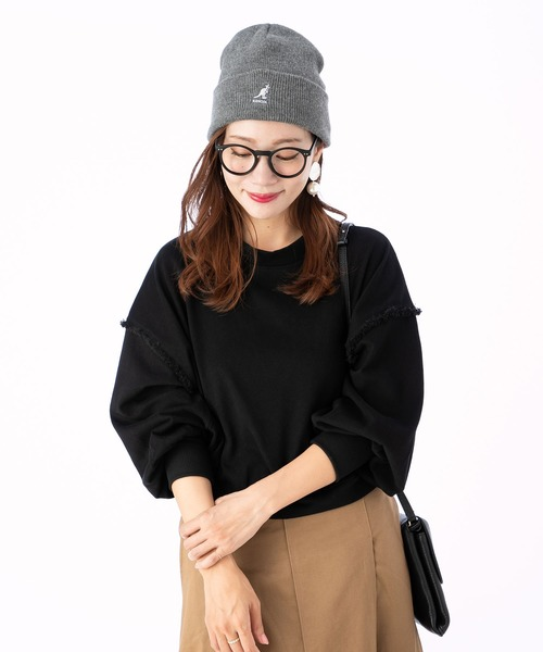 カンゴール ニット帽 カフ アクリル PULL-ON KANGOL2
