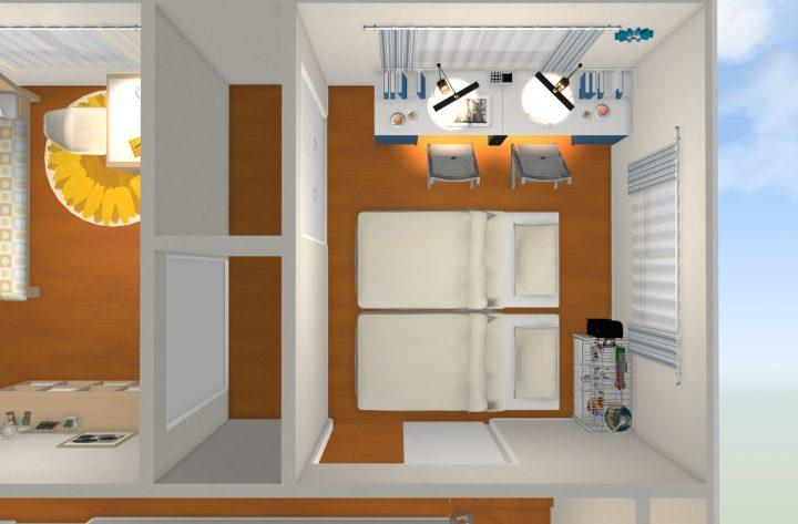 5畳洋室の場合3