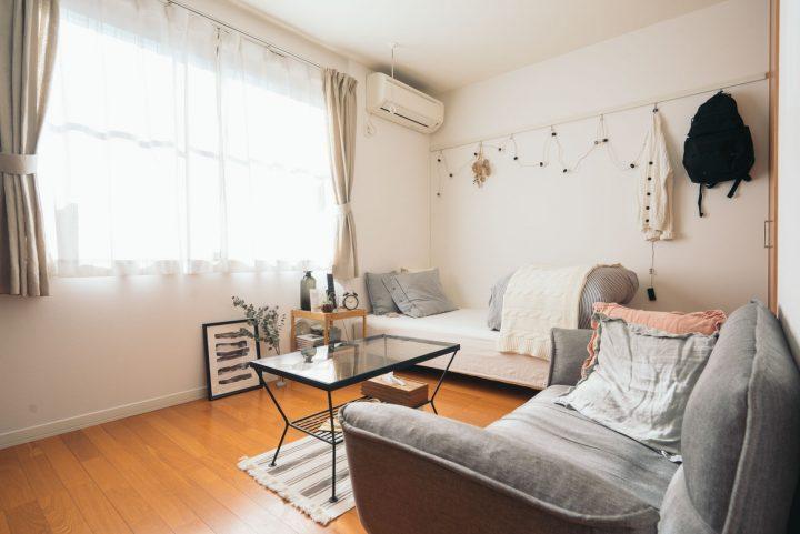 ワンルーム・1Kの家具配置、パターン別まとめ