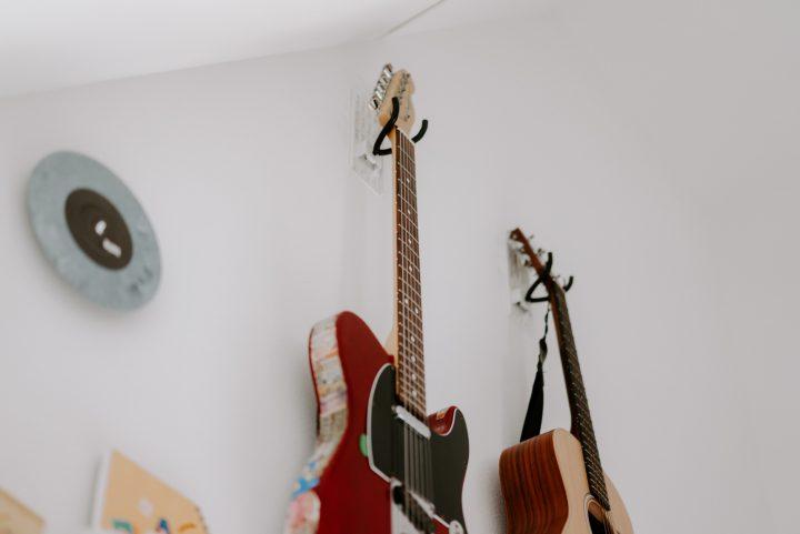 「楽器」を飾る2