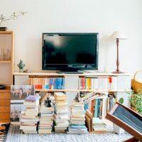 「本の収納」見せてください!本好きさんのおしゃれなお部屋7つの実例まとめ