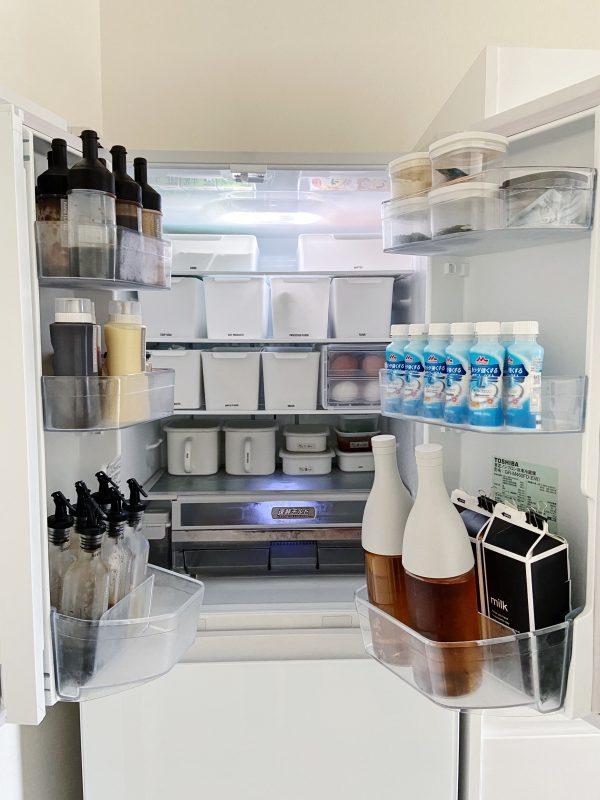 リバウンドしない冷蔵庫収納6つのコツ