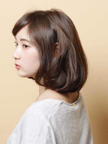 寒色系で人気のヘアカラー【パープル】4