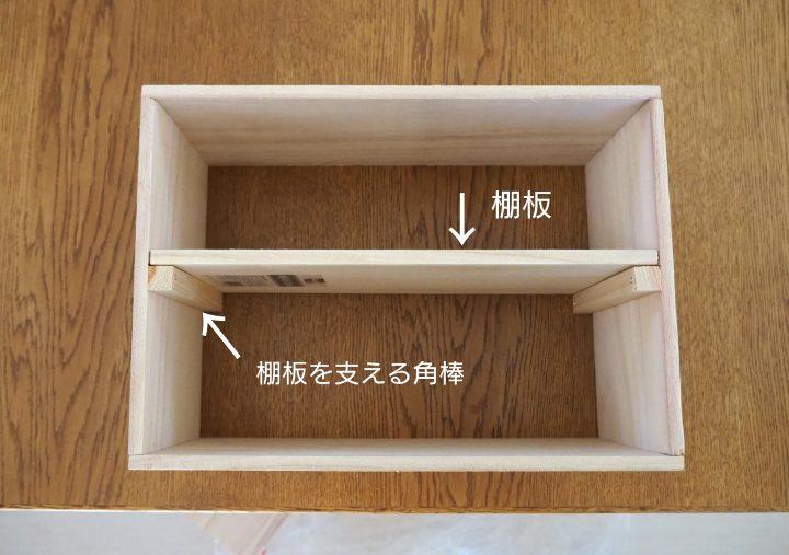 ①材料をカットする3